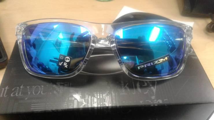 SL Nuwe Oakley brille 4